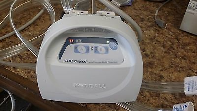 Kendall SCD Express Pump in good condition working as pictured