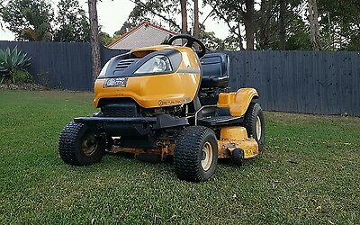 Ride on mower Cub cadet  BRAND new motor  52 inch cut suit commercial use.
