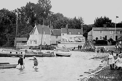 repro - suffolk # nr ipswich # pin mill #a