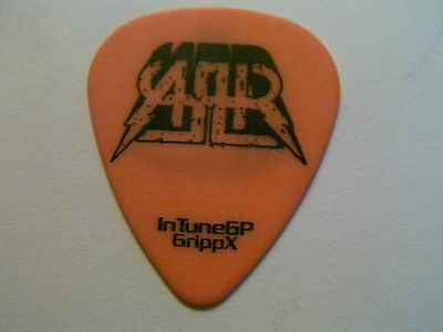 All American Rejects AAR authentic guitar pick