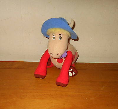 Soft Toy plush  Ermintrude from the Magic Roundabout (2004)