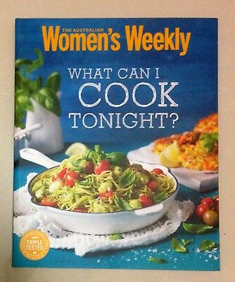 What Can I Cook Tonight? by The Australian Women's Weekly (Paperback, 2015)