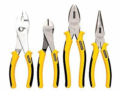 STANLEY 84-058 Pliers Set 4-Piece