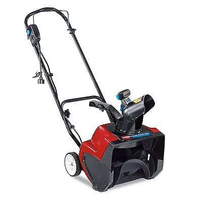 Toro 38371 15-Inch Electric 1500 Power 12-Amp Curve Snow Blower