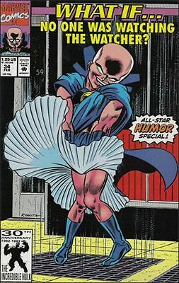 What If...? (1989) #34 (Humor Special)