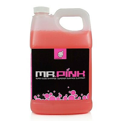 Chemical Guys - Mr. Pink Super Suds Car Wash Soap and Shampoo (1 Gal) 1 Gallon