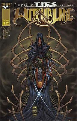 Witchblade #19  (Standard Cover)