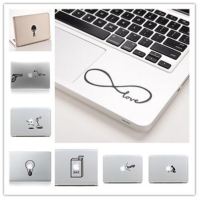 Durable Vinyl Decal Sticker Skin for Laptop MacBook Air Pro 11''~ 15''  liau
