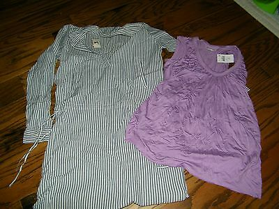 NWT Lot of MAternity Clothes Size XS and S NWT FRom Gap and Motherhood MAternity