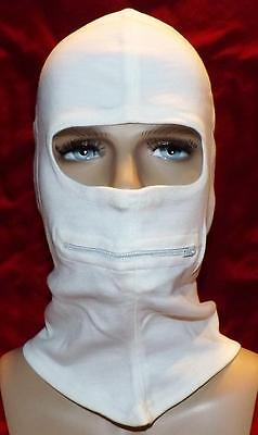 New Alpini Corps of Italian Army Surplus - Alpine Cold Weather Face Mask - White