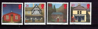 GREAT BRITAIN 1997 Sub post offices set used