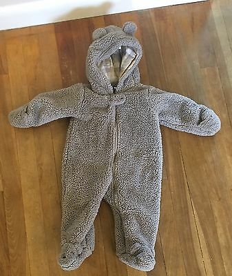 Infant Fleece Outerwear, Size 6 Months, Carters