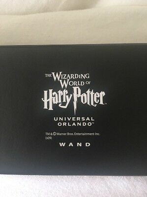 Official Voldemort Collectable Wand From Universal Studios Orlando