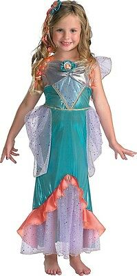 Ariel Deluxe Toddler Costume - Brand New!