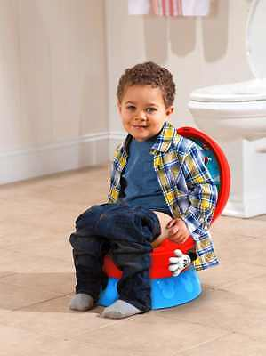 Baby Potty Training Chair Disney 3-In-1 Mickey Mouse Toddler Child Toilet Seat