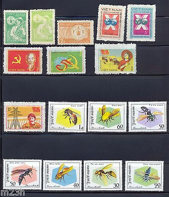 Vietnam; Stamps of 1982. MNH value over $30.00