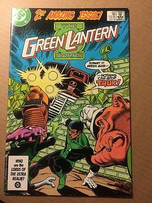 The Green Lantern Corps #202