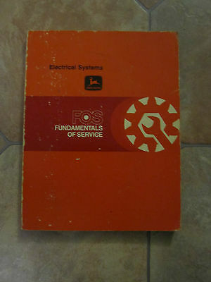 John Deere Electrical Systems Fos Fundamentals Of Service Manual