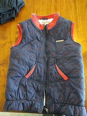 Thomas Cook vest - girls size 14