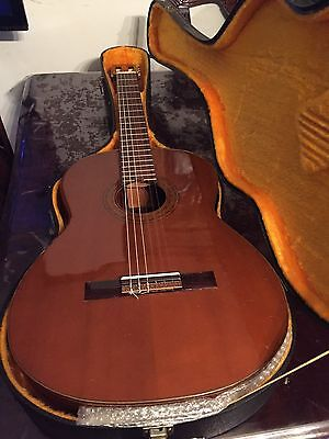 1970 Garcia grade 1 Classical guitar with case, Japan