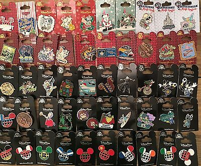 Disney Trading Pin Lot of 50 Assorted Pins #130