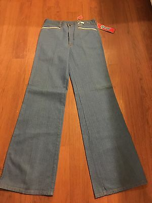 NOS 1970s Male Bell Bottoms