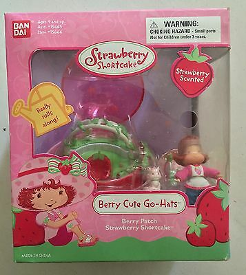 Strawberry Shortcake Berry Cute Go Hats Berry Patch SS Doll