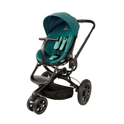 Quinny Moodd Stroller - Green Courage