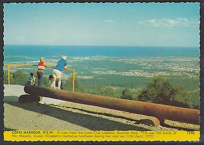PC View from Lookout Coffs Harbour NSW Samuel Lee Free Post Australia