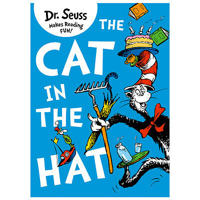 Dr Seuss The Cat in the Hat Book