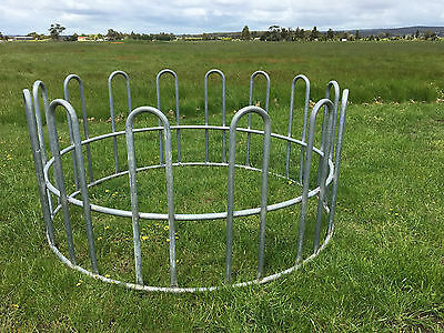 Grass Hay Feeder - 6 Ft Diameter - Brand New