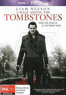 Ultraviolet code ONLY- SD- A Walk Among The Tombstones