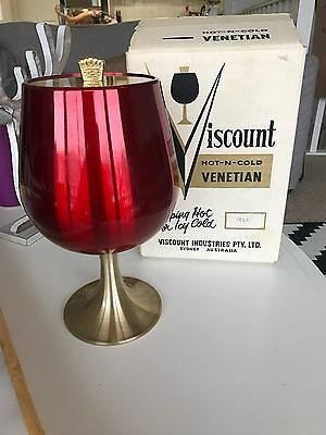 Viscount Hot n Cold Venetian - Anodized Retro Cooler