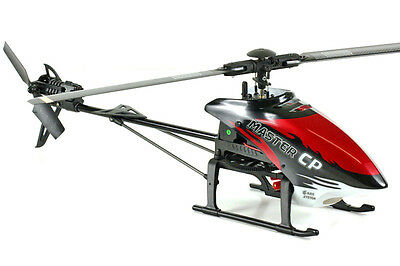 New Walkera Master CP Helicopter Flybarless Series 6 Axis BNF (no transmitter)