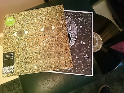 Flying Lotus Pattern + Gridworld Vinyl LP as new