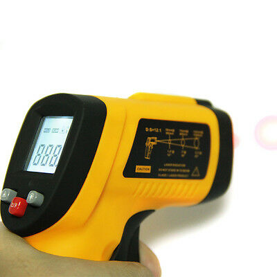GM700 Non-contact IR Infrared Digital Thermometer Measurement Range-50°C -700°C