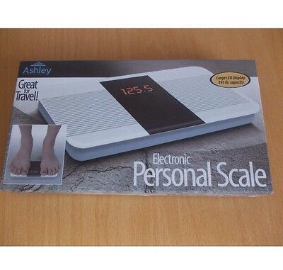 Ashley Personal Electronic Travl Scales...compact