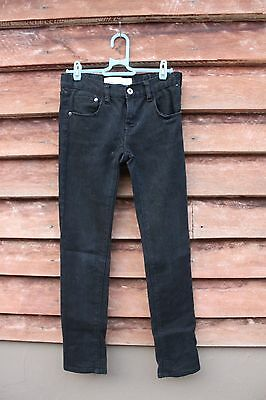 Girls Just Jeans size 12 black jeans
