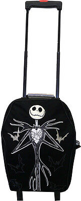 Nightmare before Christmas Trolley Jack Suitcase Skull Rockabilly nbc
