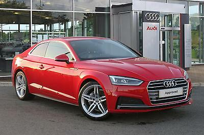 2016 Audi A5 2.0 TDI S Line 2dr S Tronic Automatic Coupe