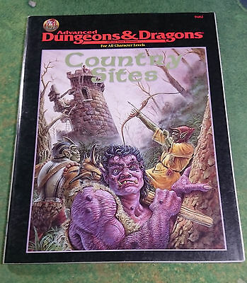Country Sites | AD&D 2nd | TSR9482
