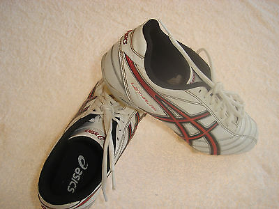 Asics Lethal RS Football Boots  US8  Cm26  Eu41.5  AFL,  Soccer,  Rugby,  Touch