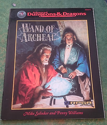 Wand of Archeal | AD&D 2nd | TSR | B000778