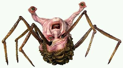 THE THING Spider-Head Statue Sota Toy Figure Bust neca sideshow mcfarlane mezco