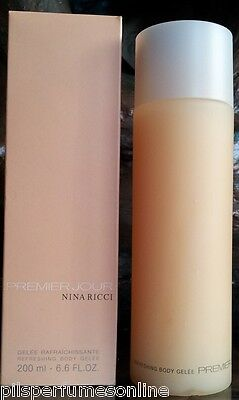 Premier jour Nina Ricci for women  GELEE RAFRAICHISANTE.REFRESHNG BODY   200 ml