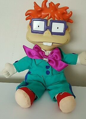 Rugrats In Paris The Movie Official Chuckie Doll 12 inches.