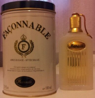 Faconnable Faconnable for men AFTER SHAVE 100 ml