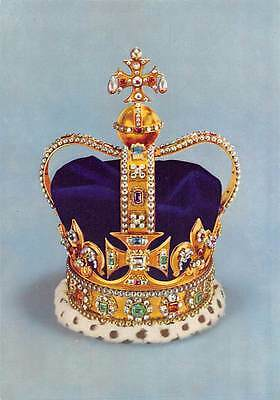 St. Edward's Crown (The Crown of England) Made for King Charles II