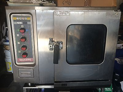 ANGELO PO Commercial 5 tray Combi Oven - Melbourne Pick Up