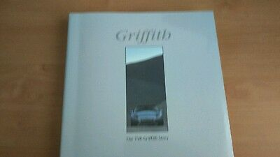 The TVR Griffith Story by Roger Shackleton £39.95 Hb New. Not in the shops